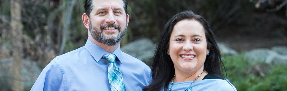 Dr. Joseph Ramellini and Dr. Gabrielle Ramellini